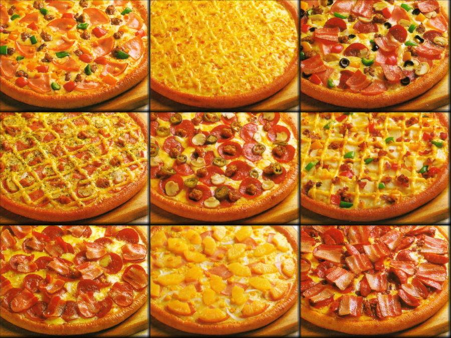 Pizza Vegetalienne Pate Garnitures ~ Des pizzas v g taliennes chez ...