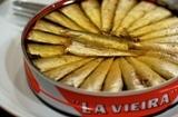 Les sardines riches en Oméga3