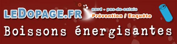 BOISSON ENERGETIQUE,  BOISSON ENERGISANTE  : NE PAS CONFONDRE