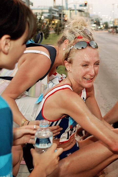 2008-2009 : Deux années noires pour la championne Paula Radcliffe puisqu'ele enchaîna deux fractures de l'orteil puis du fémur.