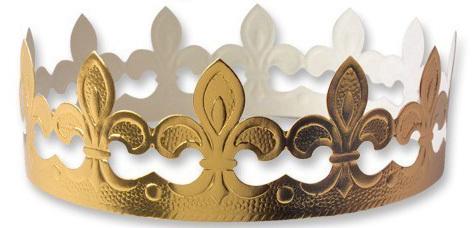 La couronne des rois : moins grasse
